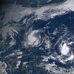 20161014-0900気象衛星画像