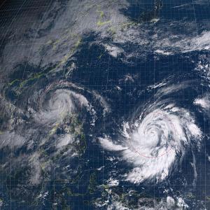 20161016-0900気象衛星画像