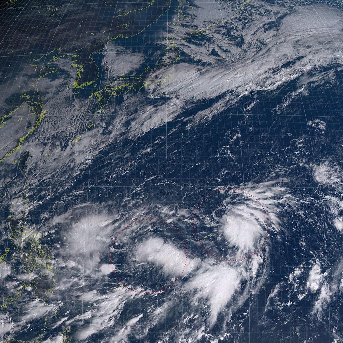 20161102-0900気象衛星画像