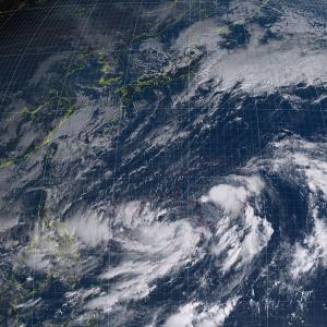 20161103-0900気象衛星画像