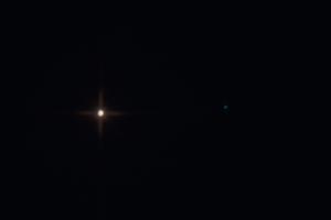 20170101火星と海王星の超接近