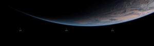 20170112地球と金星