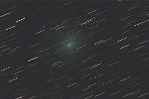 20170211本田・ムルコス・パイドゥシャーコヴァー彗星(45P)