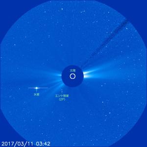 20170311エンケ彗星(2P)