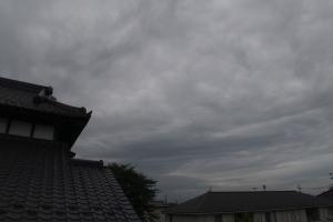 20170608朝の空