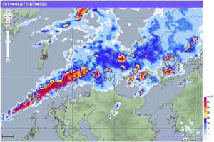 20170629-2300降雨