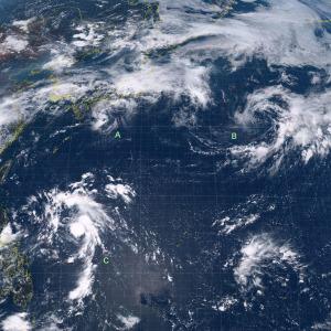 20170701-1200気象衛星画像