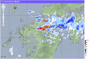 20170705-1300大雨