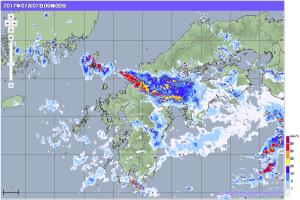 20170707-0600降雨