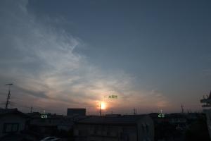 20170709夕空
