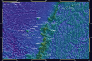 海底地形・天文由来2-2