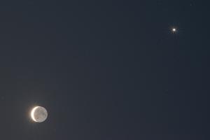20170721月と金星