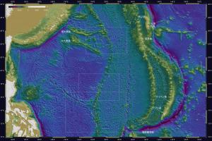 海底地形・天文由来2-0