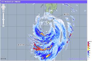 20170805-1200降雨