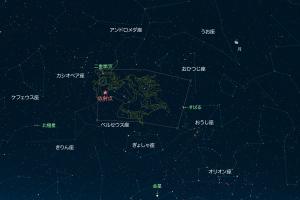 20170813ペルセウス座流星群