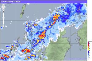 20170814-2300降雨