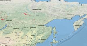 20170816ロシア森林火災
