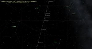 20170901小惑星フローレンス接近