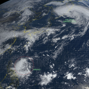 20170904-0900気象衛星画像