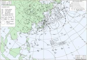 20170918-0900天気図