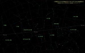 2012TC4星図2