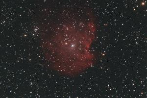 20171031モンキー星雲(NGC2174)