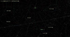 ハインゼ彗星(C/2017 T1)星図4