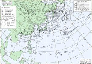20161124-0900天気図