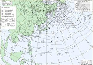 20171120-0900天気図