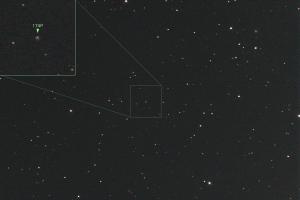 20171213夜・エケクルス彗星(174P)