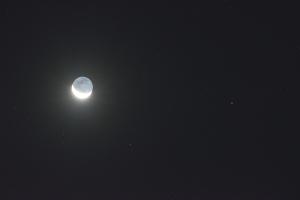 20171214月と火星の接近