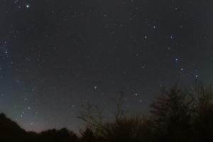 20130213北斗七星とカシオペア