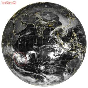 20180105Tropical Cyclone AVA