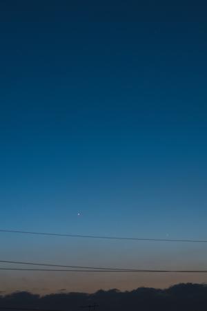 20180322宵空の惑星たち