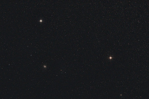 20180329火星と土星の接近