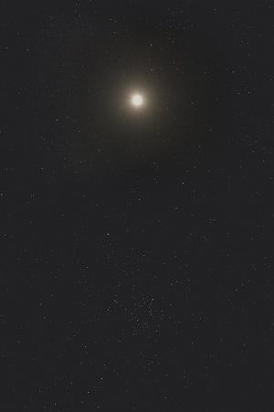 20180522金星とM35の接近