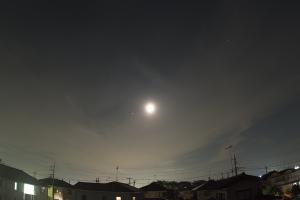 20180623西に傾く月と木星