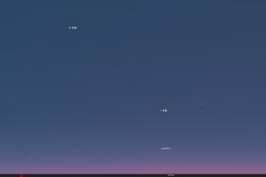 20180627金星と水星