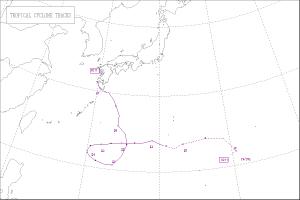 2002年台風11号