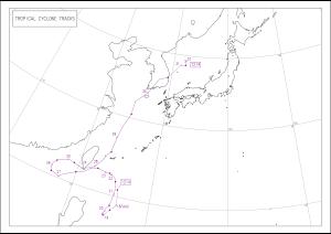 2012年台風14号