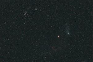 20180917ジャコビニ・ツィナー彗星(21P)