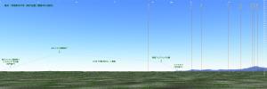 H2B飛行ルートシミュレート