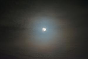 20180924中秋の名月の光環