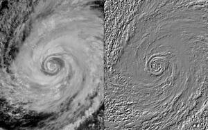 20180926-1030台風24号の目