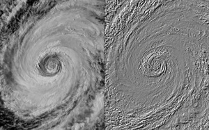 20180926-1530台風24号の目