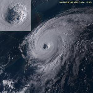 20170914-1700台風18号