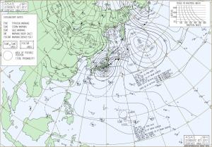 20171023-0300地上天気図