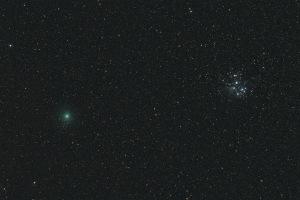 20181214ウィルタネン彗星(46P)とすばる