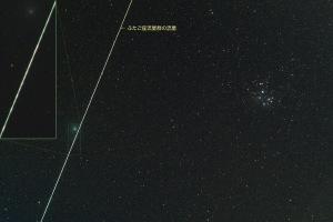 20181214ウィルタネン彗星(46P)と流星