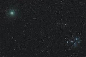 20181217ウィルタネン彗星(46P)とすばる